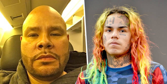 "Fat Joe would ""die before taking a photo with 6ix9ine"""