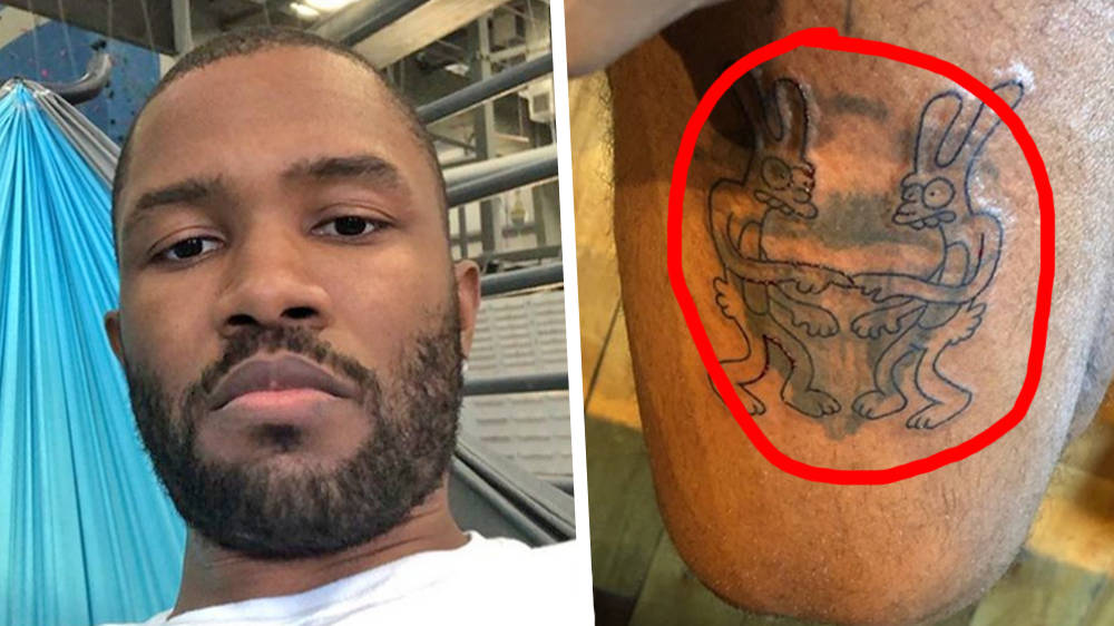 Frank Ocean's New Tattoo Has A Powerful Hidden Meaning