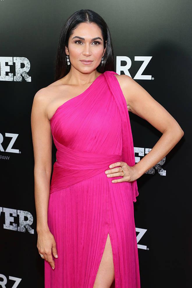 Lela Loren plays Angela in Power season 6