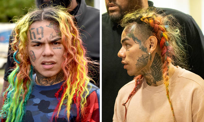 "Tekashi 6ix9ine leaked documents reveal shock new ""snitch"" theory"