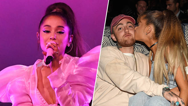 Ariana Grande payed tribute to Mac Miller during the opening night of her Sweetener Tour.