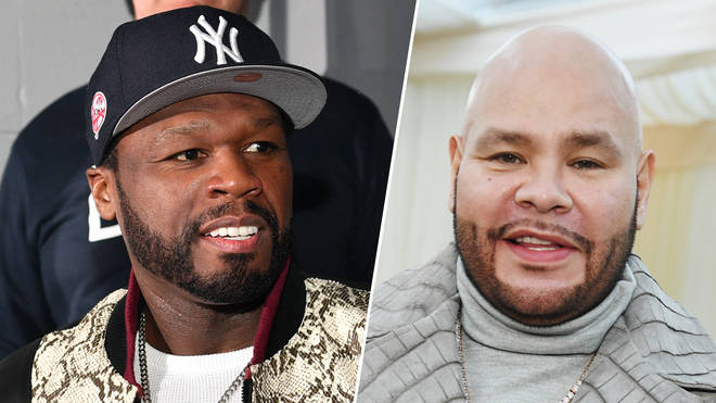 50 Cent spoke out on his former nemesis Fat Joe's weight loss.
