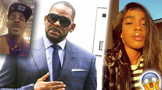 R. Kelly Breaks Social Media Silence To Sing Happy Birthday To His Estranged Daughter