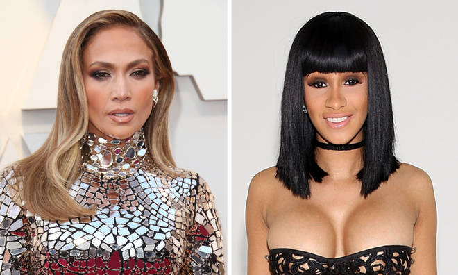 Cardi B to star in 'Hustler' with Jennifer Lopez