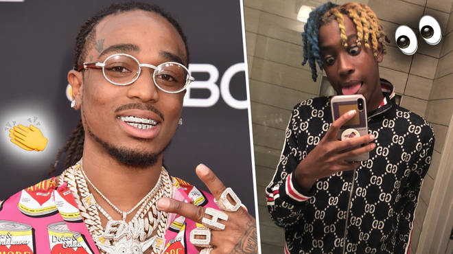 Quavo And Quality Control Surprisingly Announce Their New 14-Year-Old Signee