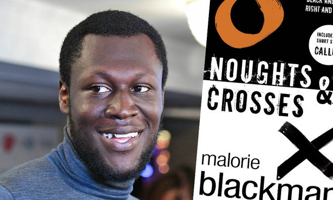 Stormzy too appear in Malorie Blackman's 'Noughts + Crosses'