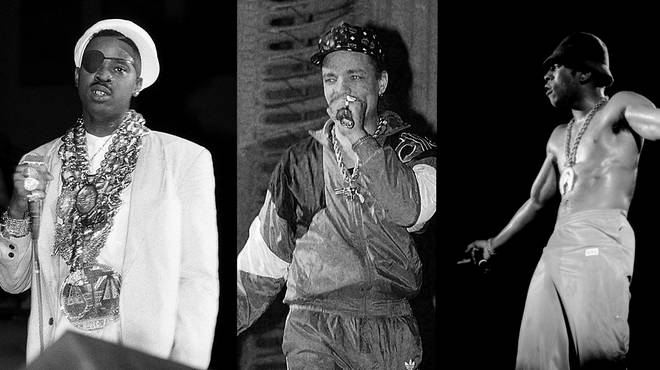 The Classic 80's Hip-Hop Playlist