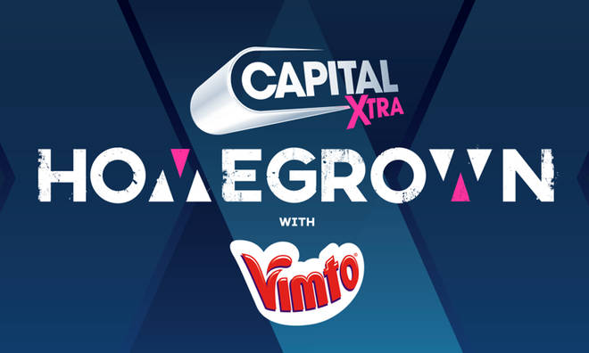 Capital XTRA Homegrown Live with Vimto