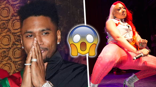 Megan Thee Stallion Responds To Trey Songz Shooting His Shot With Explicit Instagram Video