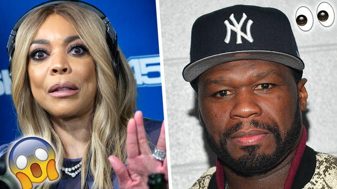 50 Cent Savagely Trolls Wendy Williams After Drug Addiction Confession
