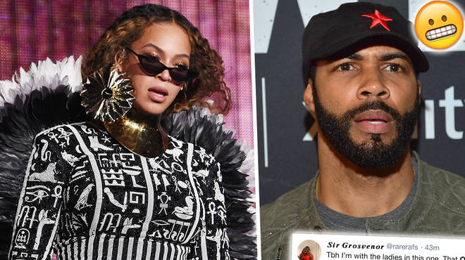 "Beyoncé Fans Furious After &squot;Power&squot; Actor Omari Hardwick&squot;s ""Inappropriate"" Kiss In Front Of Jay-Z"