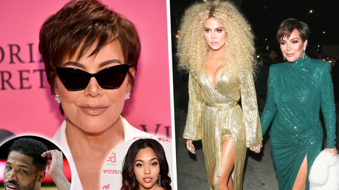 Kris Jenner Speaks Out For The First Time About Jordyn Woods & Tristan Thompson Scandal
