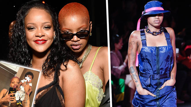 Slick Woods Reveals Rihanna Spanked Her With A Whip While She Was In Labour
