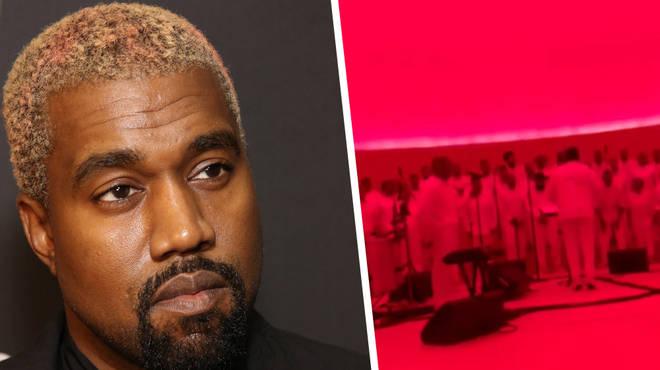 Kanye West Announces He's Bringing Sunday Service To Coachella