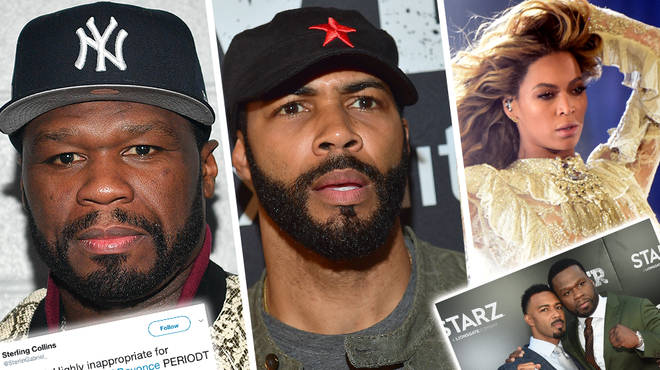 50 Cent Trolls Power Actor Omari Hardwick Over Beyoncé Kiss