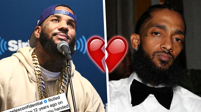 "The Game Shares Emotional Tribute To ""True King"" Nipsey Hussle Following His Tragic Death"