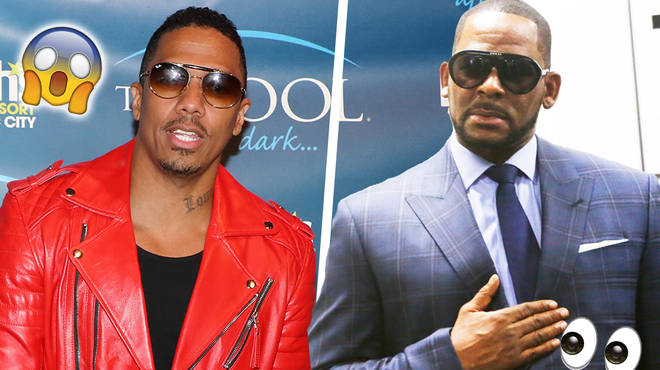 "Nick Cannon Addresses R. Kelly&squot;s ""Inhumane"" Behaviour Following Sexual Abuse Allegations"