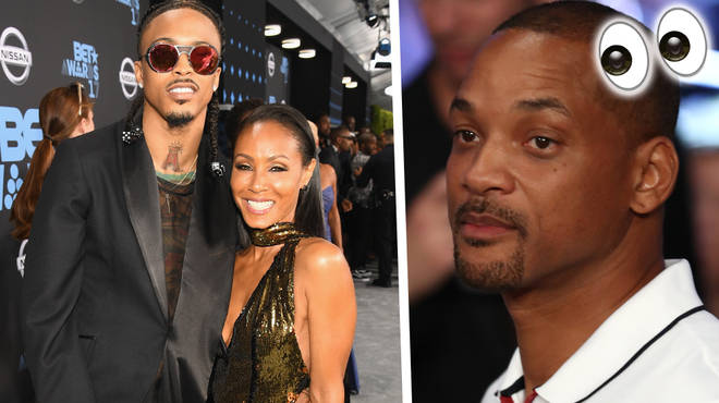August Alsina New Album 2020 Jada Pinkett Smith Suspected For Cheating On Will Smith With