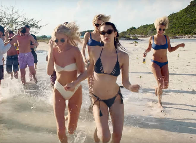 It wasn't just Kendall that plugged Fyre Festival - a string of celebs starred in the promo video