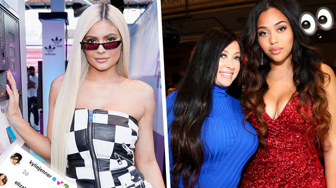 Jordyn Woods' Mum Responds To Kylie Jenner's Post Following Tristan Thompson Cheating Scandal