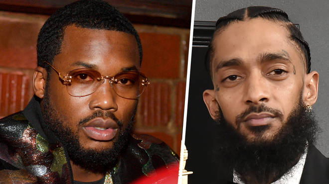 Meek Mill Addresses OJ Simpson Prosecutor Chris Darden Defending Nipsey Hussle's Alleged Killer