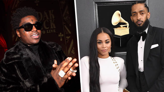 Kodak Black Faces Brutal Backlash After Making A Move On Nipsey Hussle's Girlfriend Lauren London