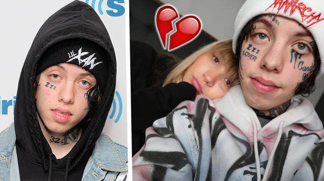 Lil Xan's Fiancée Reveals The Couple Suffered A Miscarriage In Heartbreaking Tribute