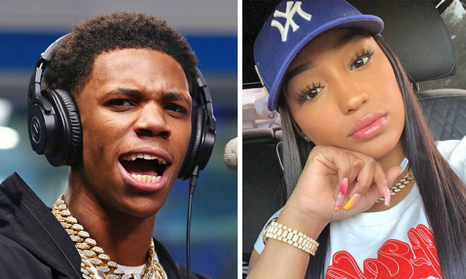 A-Boogie Wit Da Hoodie apologises to ex-girlfriend Ella Rodriguez on Instagram