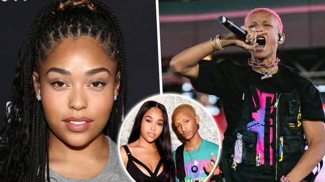 Jordyn Woods Takes To The Stage During Jaden Smith's Performance