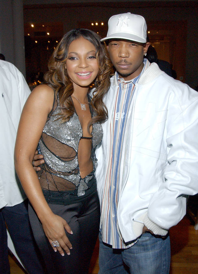 Ashanti and Ja Rule have been working together for years. (Pictured in 2004)