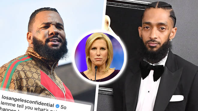 The Game SLAMS News Reporter Over 'Disrespectful' Nipsey Hussle Comments In Instagram Post