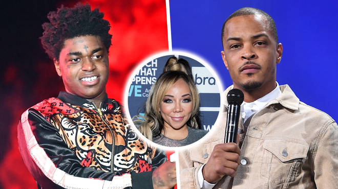 Kodak Black Savagely Takes Shots At T.I's Wife Tiny Harris On New Diss Track