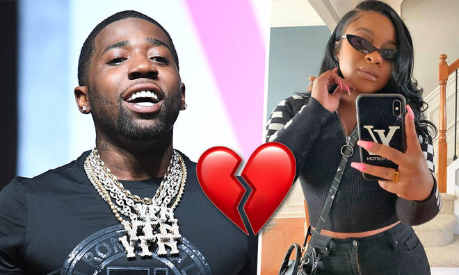 YFN Lucci addresses Reginae Carter split on Instagram Live