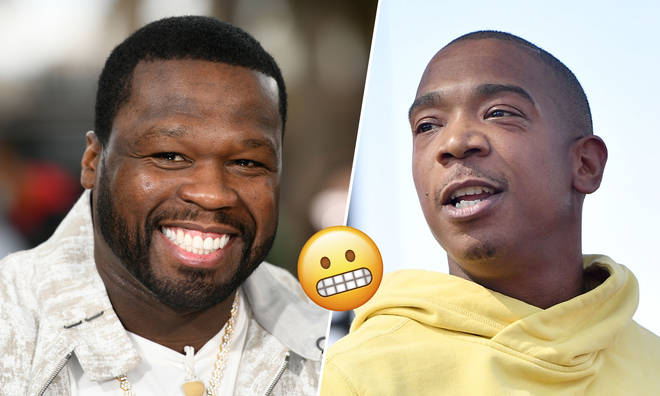 50 Cent has trolled his rival Ja Rule once again.