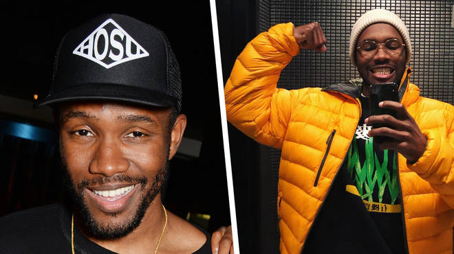Frank Ocean Reveals He's Been In A Three Year Relationship During New Interview
