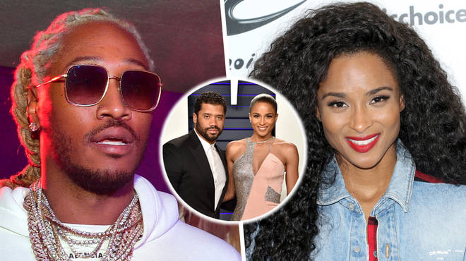 Future Gets Savagely Roasted After Ciara's Husband Russell Wilson Secures $140 Million Contract