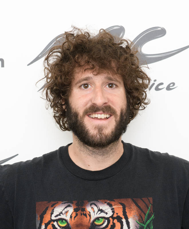 Lil Dicky's new single features artists including Justin Bieber, Ariana Grande, Snoop Dogg and more.