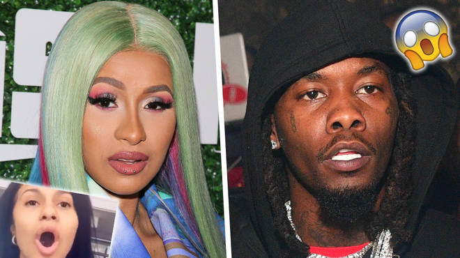 Cardi B Posts Epic Rant About Online Gossip Sites After Offset Arrested - WATCH