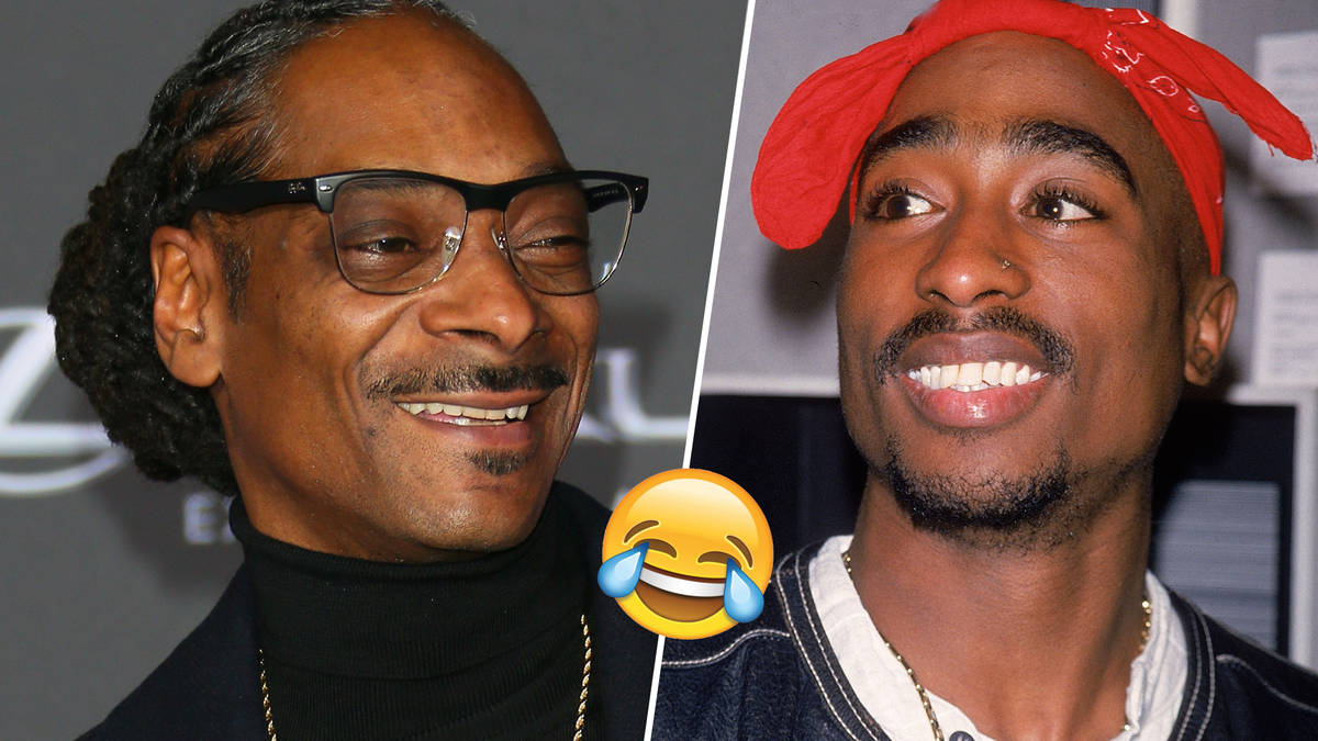 Snoop Dogg Trolls Viral Tupac Look-A-Like With Hilarious Fast Food Meme