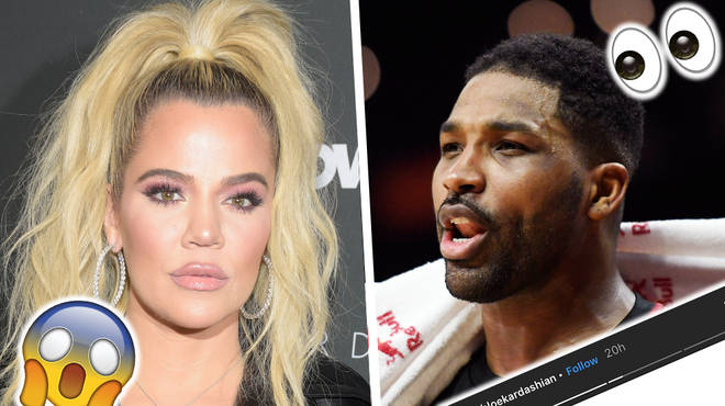 Khloe Kardashian Throws Shade At Tristan Thompson In Cryptic Instagram Post