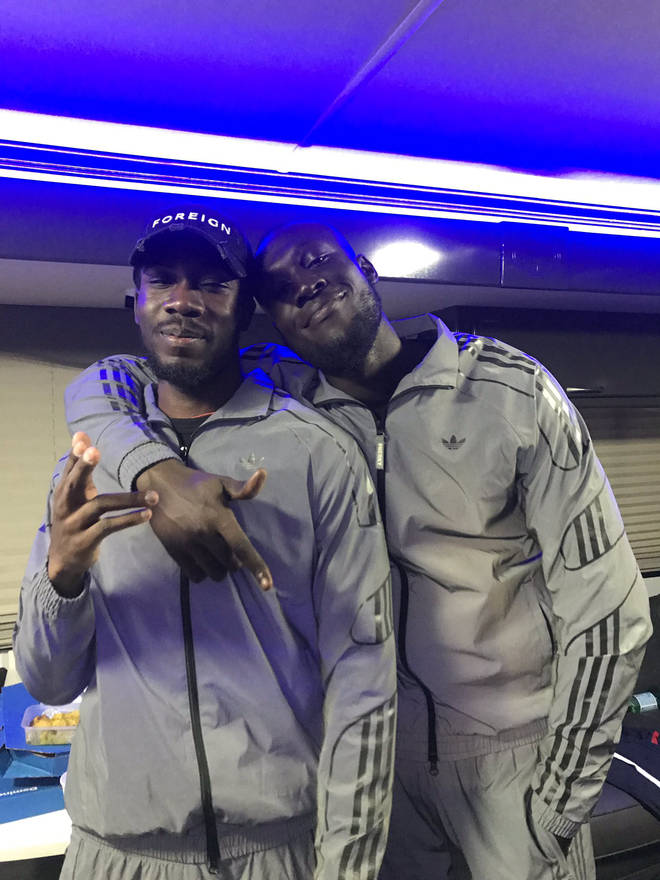 Stormzy was inspired by NL Vossi's 'Vossi Bop' dance, which went viral in 2015.