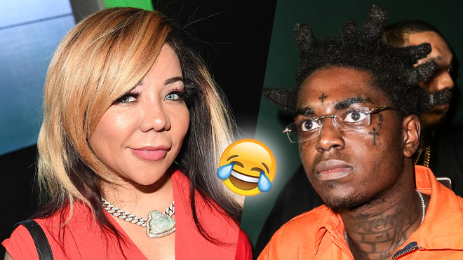 Tiny clapped back at Kodak after he dissed her following his beef with T.I.