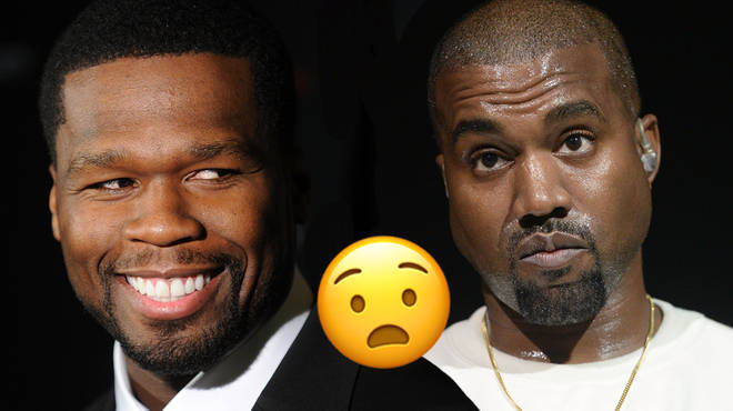 50 Cent trolls Kanye West's clothes in new Instagram post