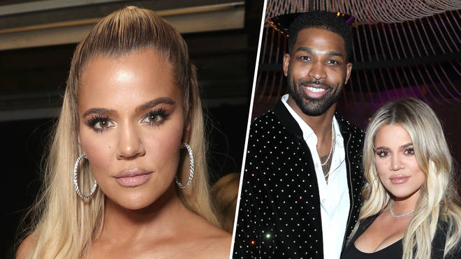 Khloe opened up about on-off boyfriend Tristan's cheating.