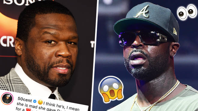 50 Cent Roasts Young Buck With His Ex-Girlfriend's Explosive