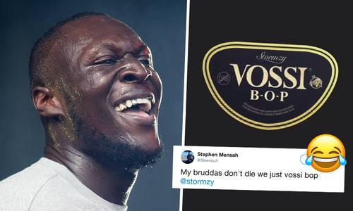 Stormzy Addresses Hilarious 'Vossi Bop' Lyrics Confusion On Twitter