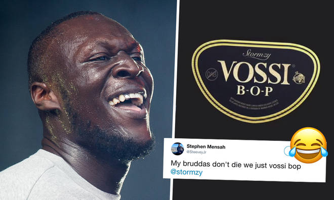 Stormzy addresses 'Vossi Bop' lyrics confusion