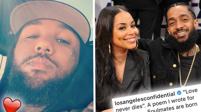 The Game Pens Heartfelt Poem For Lauren London And Nipsey Hussle