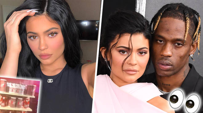 dec3f9f9209 Kylie Jenner Reportedly Dodged 'Weed Smoking Ban' At Travis Scott's ...