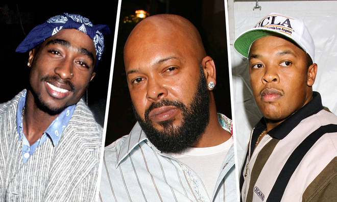 Suge Knight once saved Tupac and Dr Dre from a shooting